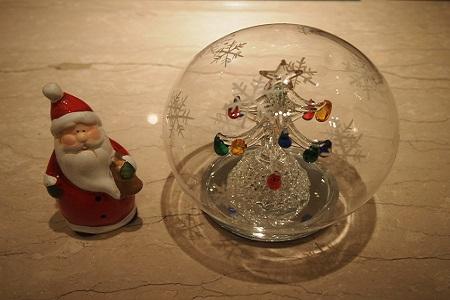 クリスマスグッズ
