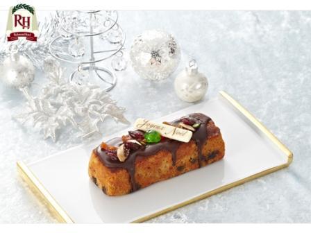 クリスマスパウンドケーキ