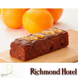 チョコレートオレンジケーキ