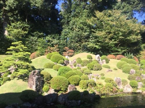 龍潭寺庭園