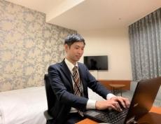 【テレワーク応援】午前中からチェックインOK!オフィスチェア完備!