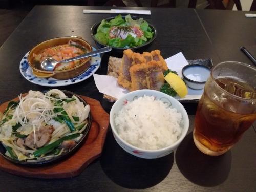 いねや熊本夕食