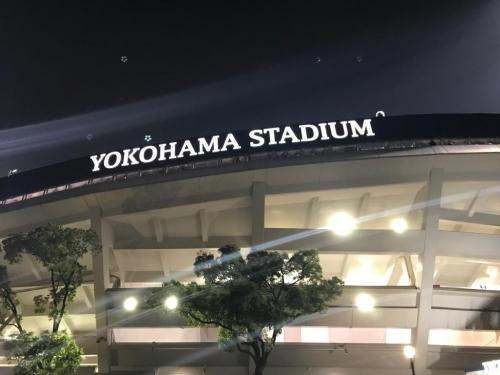 横浜_横浜スタジアム_プロ野球
