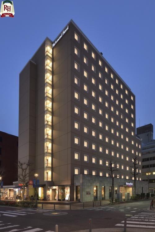 横浜_馬車道_リッチモンドホテル横浜馬車道