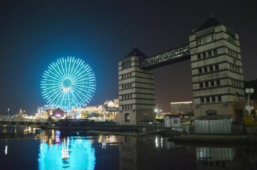 横浜_みなとみらい_遊園地
