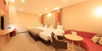 Grace Quadruple Room