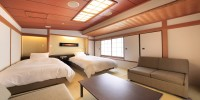 Japanese Style Room(with Extra Beds)