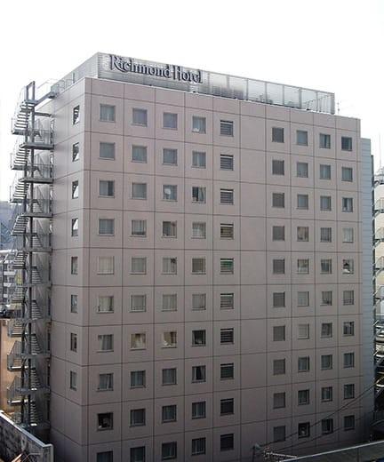 Richmond Hotel Kumamoto Shinshigai