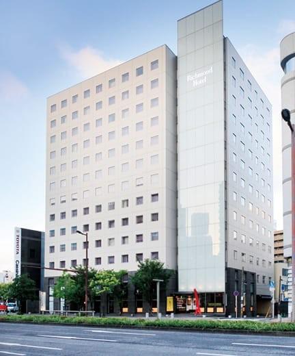 Richmond Hotel Fukuoka Tenjin