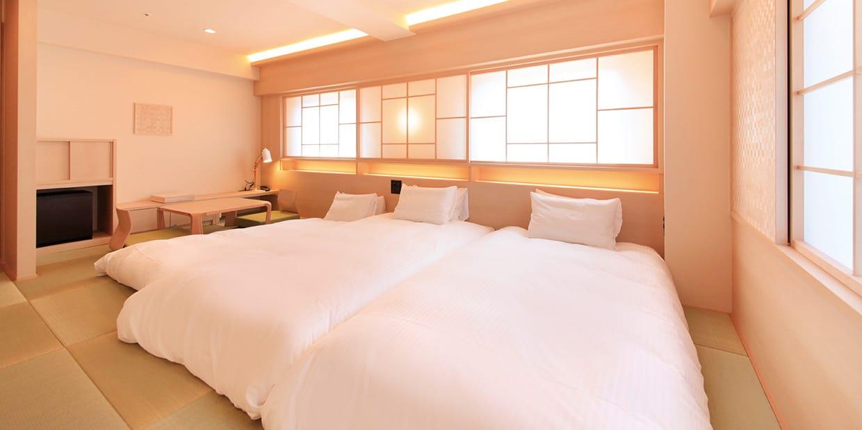 TATAMI Twin Room