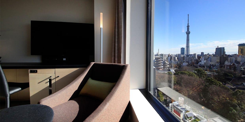 Good View, Twin Room