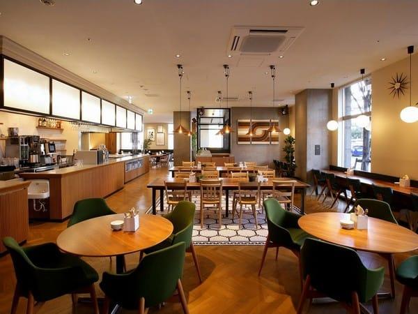Royal Garden Cafe TENJIN